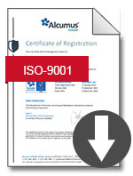 ISO 90012015 Quality Management System